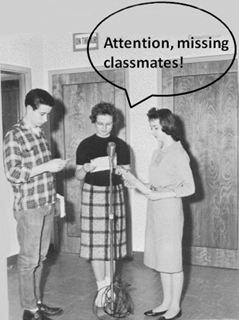 Missing Mchs Class Of 1961